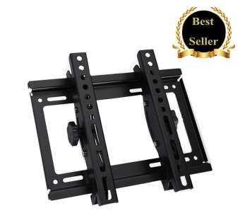 ขาแขวนทีวี ติดผนัง LED LCD TV ขนาด 14-42 นิ้ว tilting type สีดำ CCC-