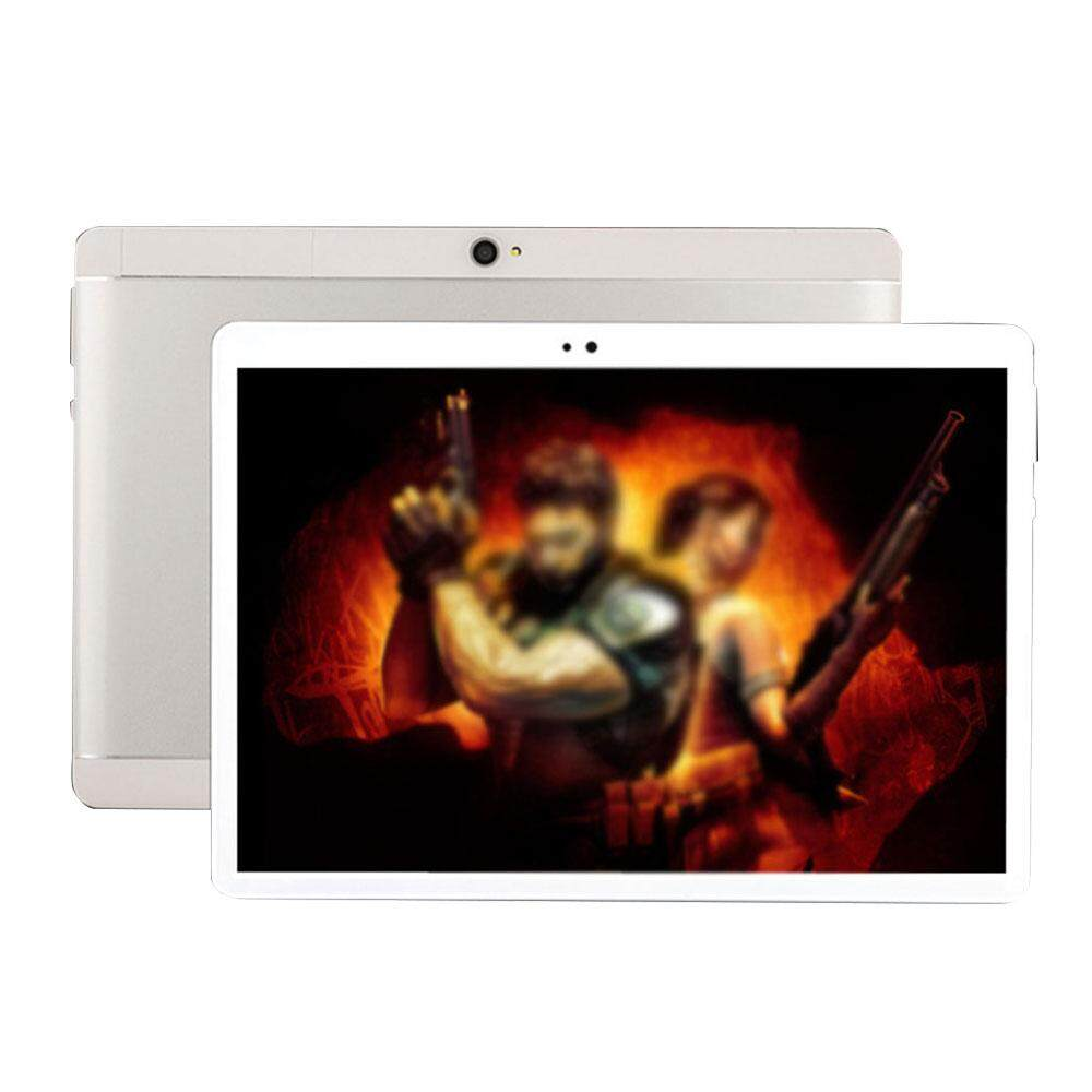 10.1 Inches Tablet Android 4.4 MTK6582 Cellphone Camera IPS Screen 1GB RAM+16GB ROM Double SIM card OTG Multi-Touch