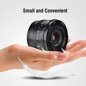 7Artisans Fujifilm 50mm F1 8 APS-C Manual Focus Lens Widely Fit for Compact  Mirrorless Camera Fuji FX Mount Free Shipping(Black)