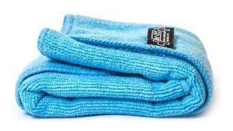 Muc-Off Premium Microfibre Polishing Cloth With amazing 'split-fibre' technology for the perfect clean and polish!f