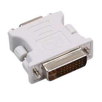 ตัวแปลง DVI 24+5  to VGA Converter