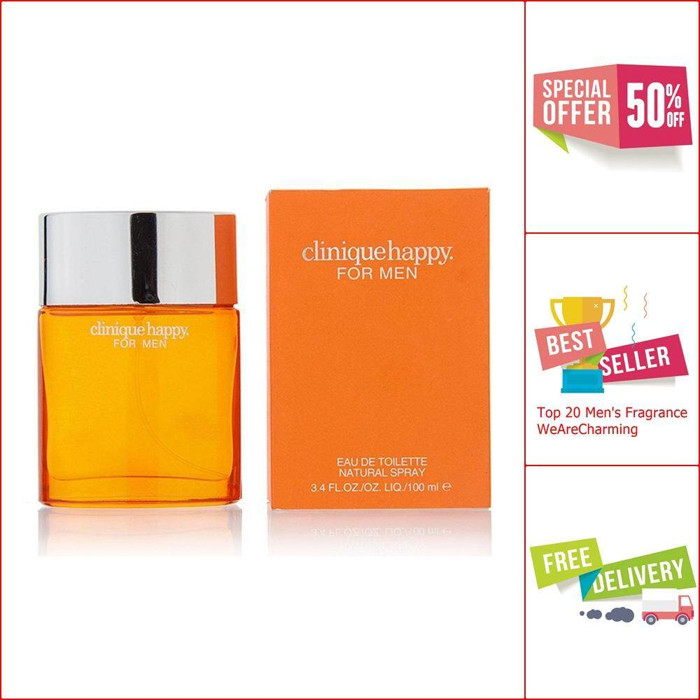 Clinique Happy for Men EDT 100 ml.
