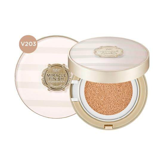 TheFaceShop Anti Darkening Cushion SPF50+/PA+++ มี 4 เฉดสีค่ะ