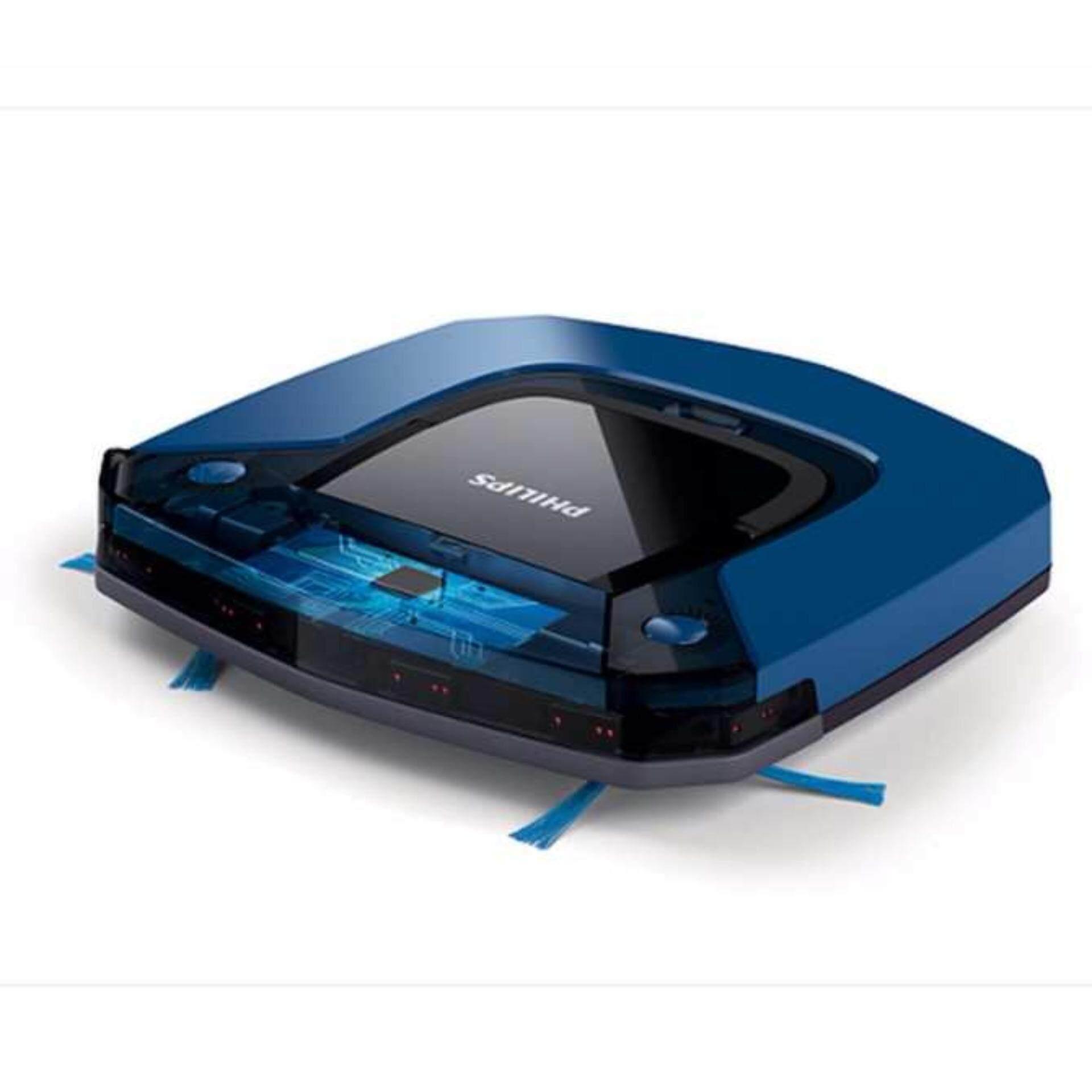 มาใหม่ล่าสุด หุ่นยนต์ดูดฝุ่นอัจฉริยะ Philips SmartPro Easy Robot vacuum cleaner (FC8792/01) ราคาเท่าไร