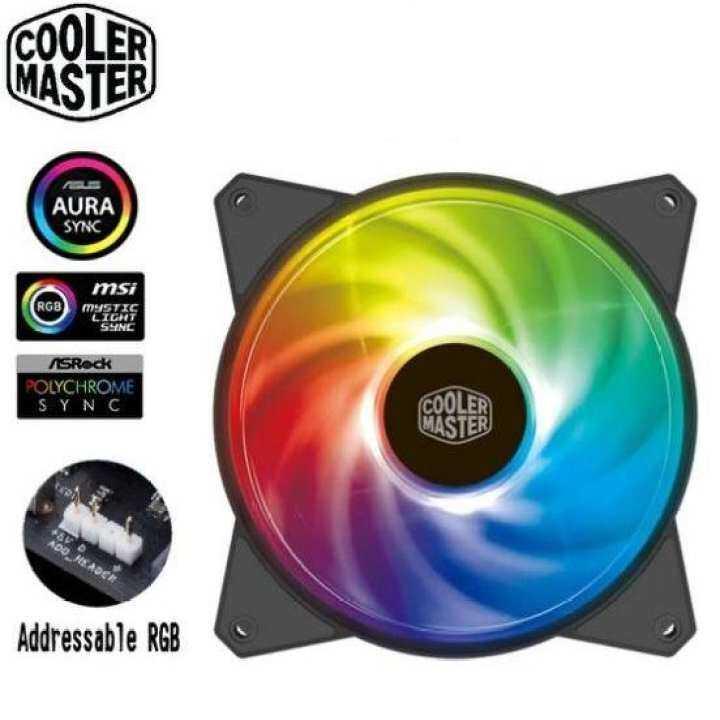 รีวิว Cooler Master Addressable RGB 1 to 3 Splitter Cable for ARGB