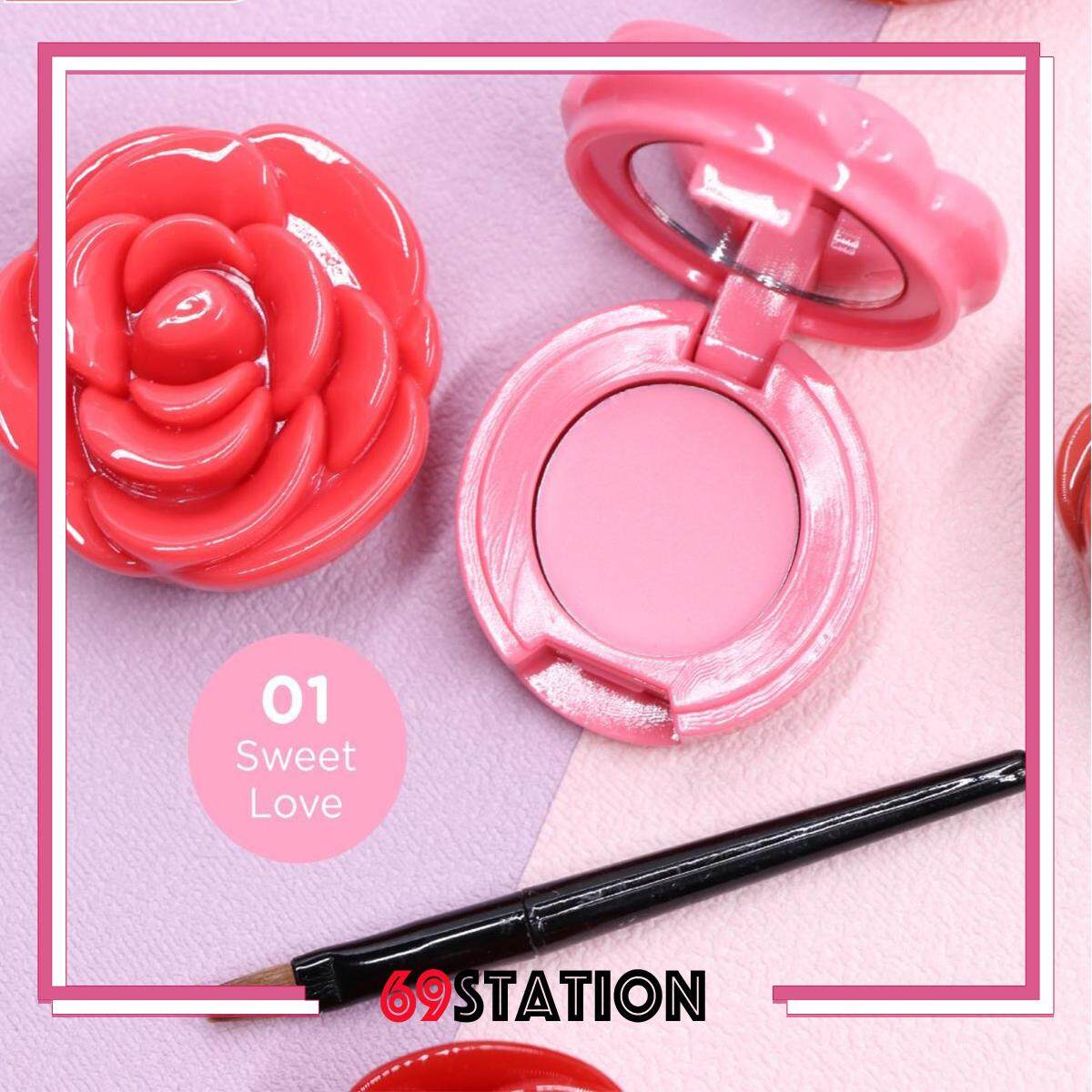 Baby Bright I Love You Color Lip Rose