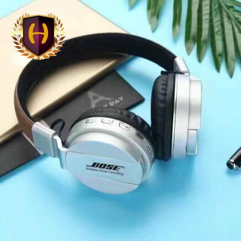 สั่งซื้อ  BOSEหูฟัง บลูทูธ Bluetooth รุ่นAZ-003 หูฟังไร้สาย คุณภาพดี ออฟชั่นครบ ยี่ห้อไหนดีสุด
