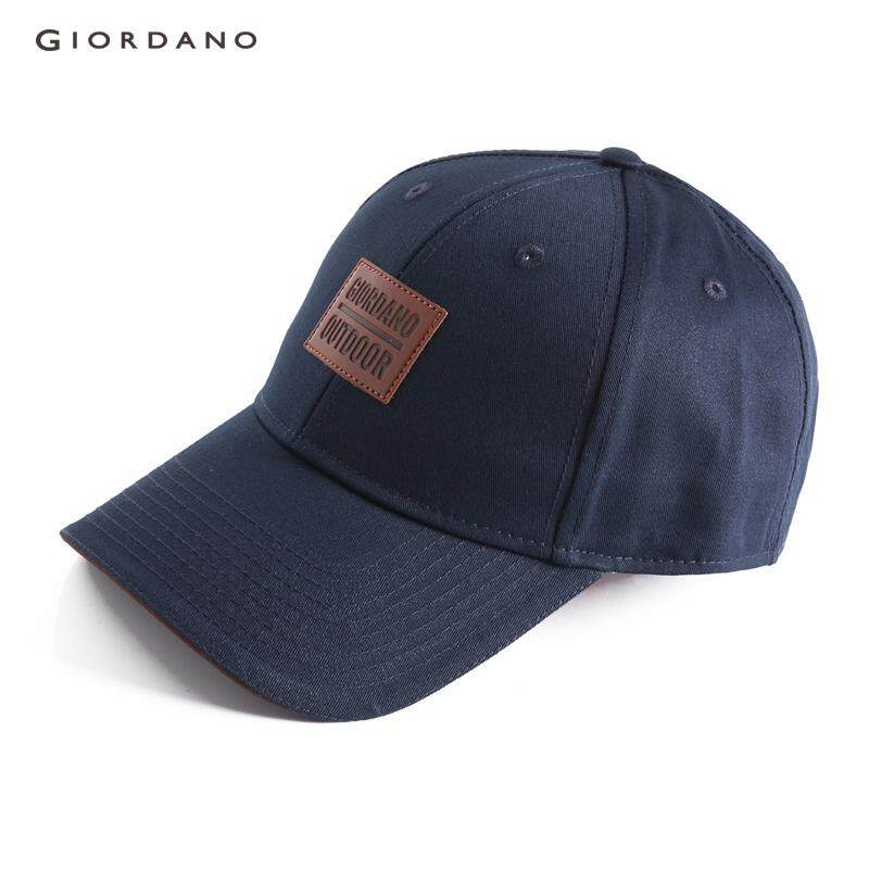 Giordano Men Logo embroidery cap [Free Shipping] 01207054