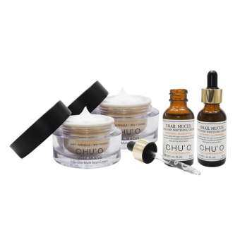 Best of Beauty CHU O Snail Anti Aging Set