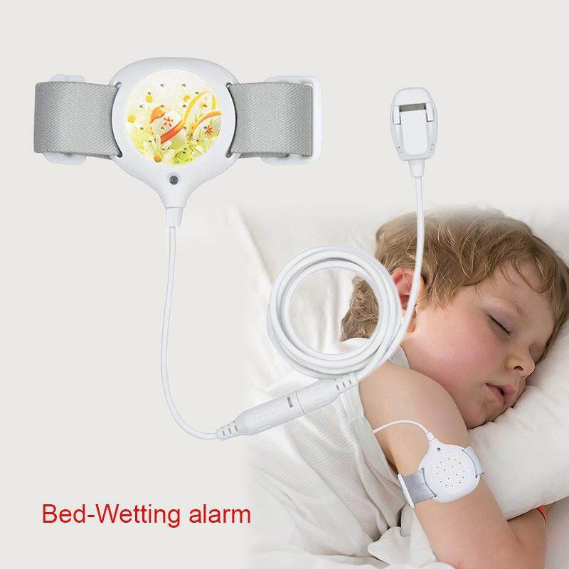SBY Bedwetting Alarm for Kids Girls Boys Potty Training Nocturnal Enuresis Strong Vibration Alarm
