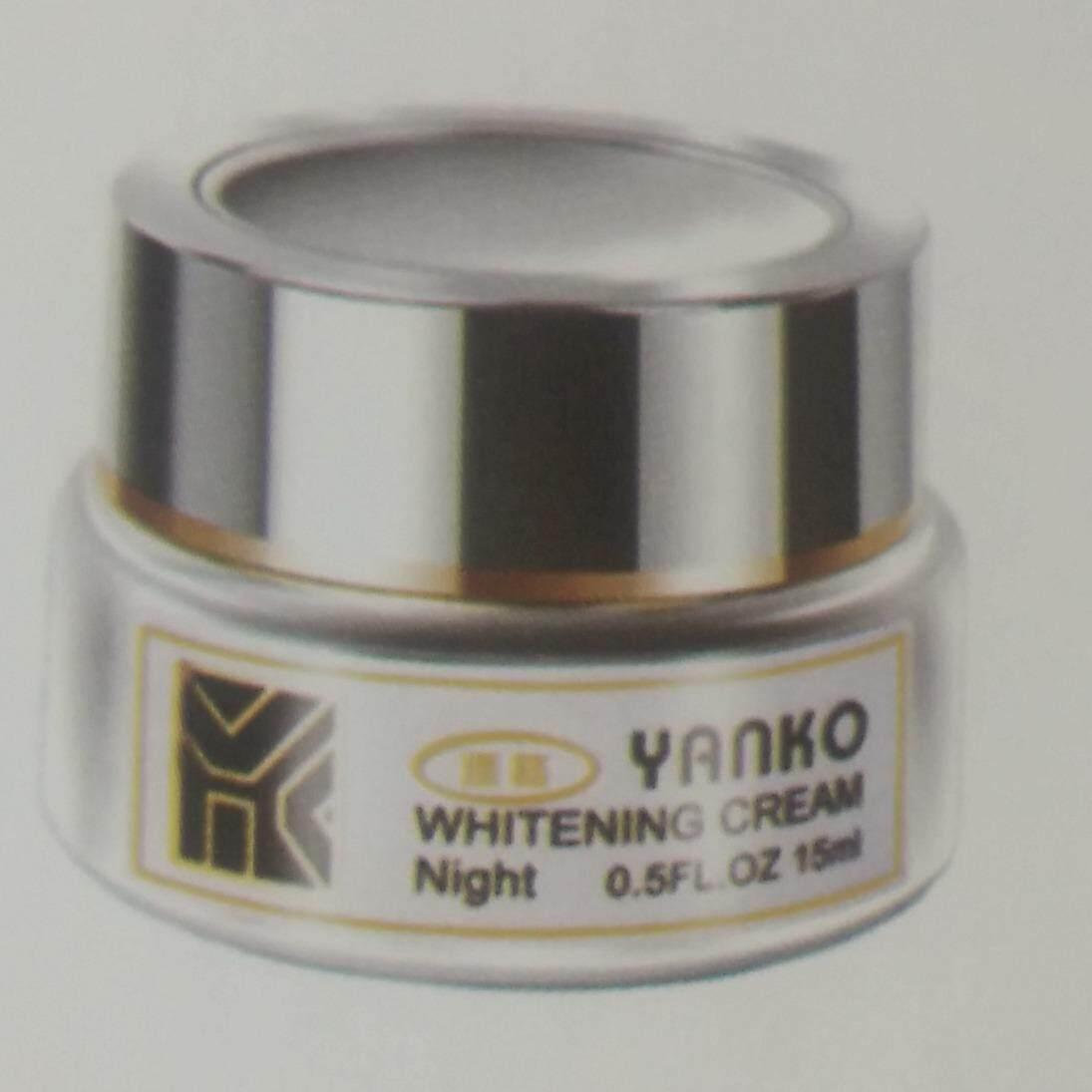 ํํYANKO WHITENING Night Cream 15mL