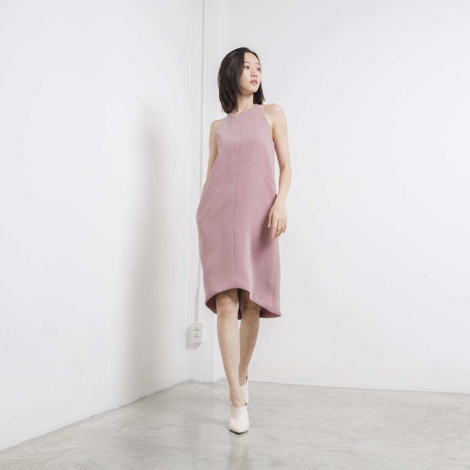 howdyclouds PLUM dress