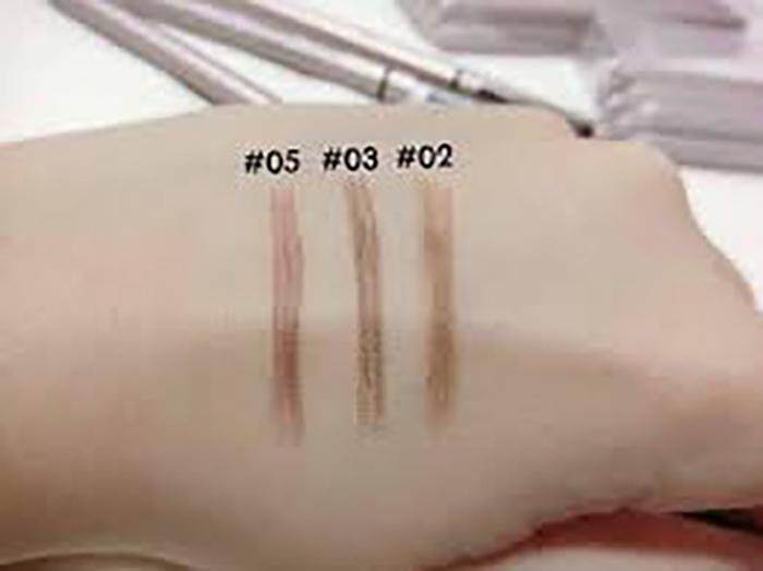 Sivanna Colors Story Waterproof Silky Eyebrow Pencil ดินสอเขียนคิ้ว ที่เขียนคิ้ว SE004