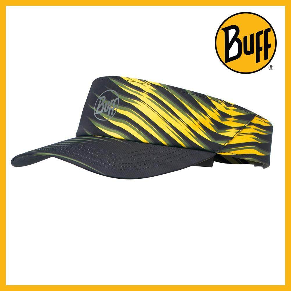 หมวกวิ่ง Buff Visor R - Optical Yellow