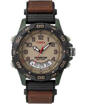 Timex Expedition นาฬิกาข้อมือ - รุ่น T45181 Brown