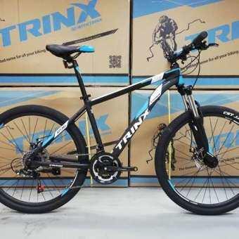TRINX จักรยานเสือภูเขา รุ่น M136 Size 17 ล้อ 26 นิ้ว เฟรมอลูมิเนียม 21 สปีด โช๊คล็อกได้-