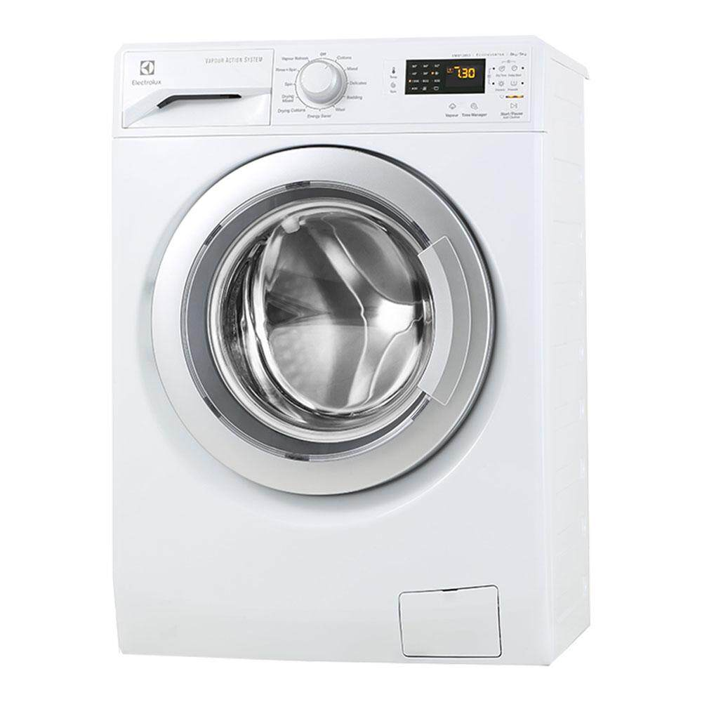 คูปองส่วนลดเมื่อซื้อ เครื่องซักผ้า แอลจี ลดโปรโมชั่น -20% LG เครื่องซักผ้า 2 ถัง 9.5kg. รุ่น WP-1350ROT ร้านที่เครดิตดีที่1