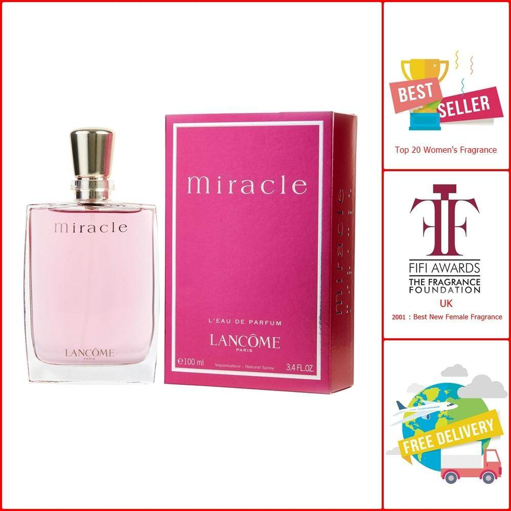 Lancome Miracle EDP 100 ml.