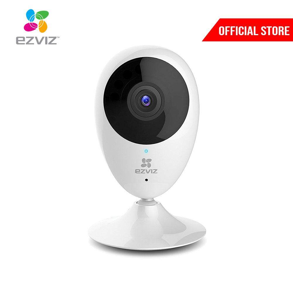 Ezviz กล้องวงจรปิด รุ่น MiniO C2C 720p HD Indoor Wi-Fi Cam Night Vision WiFi IP Security Camera