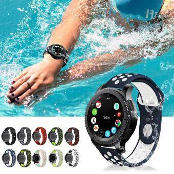 ซื้อ 3 ฟรี 1 สาย นาฬิกา Nike สำหรับ Samsung Galaxy Watch 46mm, Huawei watch  GT, Gear S3, Amazfit Stratos, Ticwatch Pro, Ticwatch S2, E2 - สายนาฬิกา