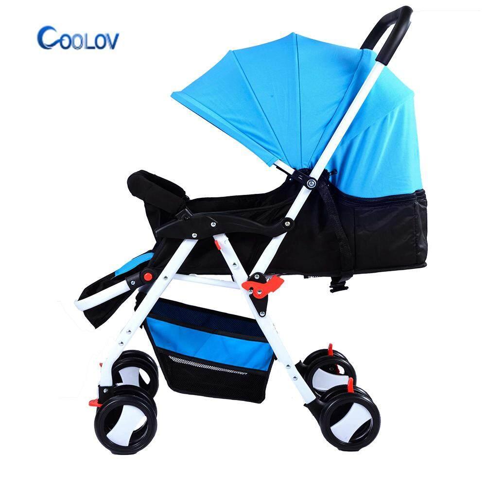 นี่คือโค๊ดส่วนลดเมื่อซื้อ Kiddo Pacific รถเข็นเด็กแบบนอน Luxe Baby รถเข็นเด็ก Hudson Stroller - Brown ดีจริง ๆ