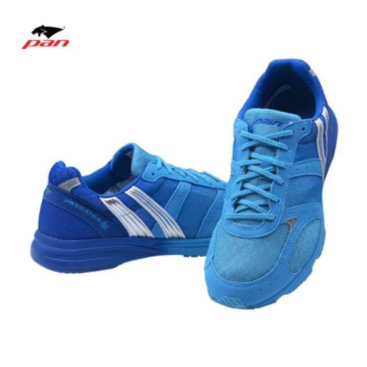 PAN รองเท้า วิ่ง แพน มาราธอน Marathon Run Shoe Predator ACE PF16L8  BL (2490)
