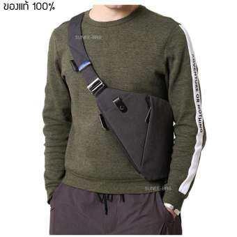 กระเป๋าสะพายข้าง NIID FINO 2 (Black Edition) ของแท้จาก NIID โดยตรง - ด้านขวา(Bag on right side)-