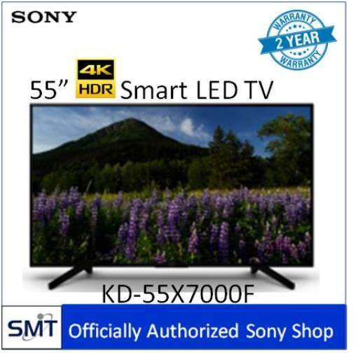 Sony 55 4K Smart LED TV KD-55X7000F