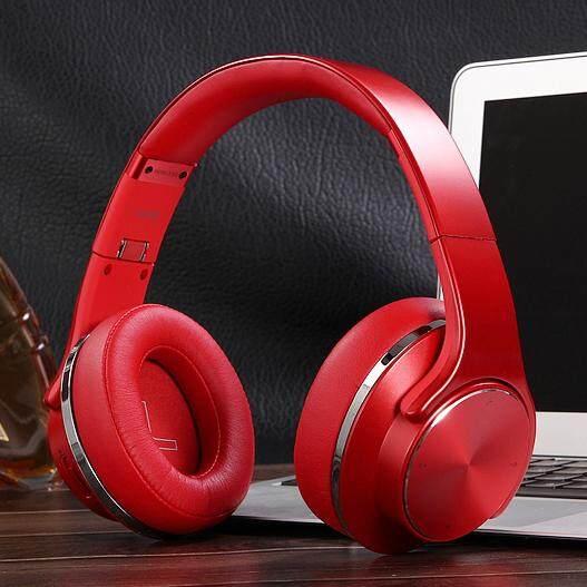 จะซื้อ ?ของแท้100%? SODO MH5(2018) : Bluetooth Headphone And Speaker With NFC หูฟังและลำโพงบลูทูธ เสียงดี ดีไซด์หรู ฟังก์ชั่นครบ ดีที่สุด