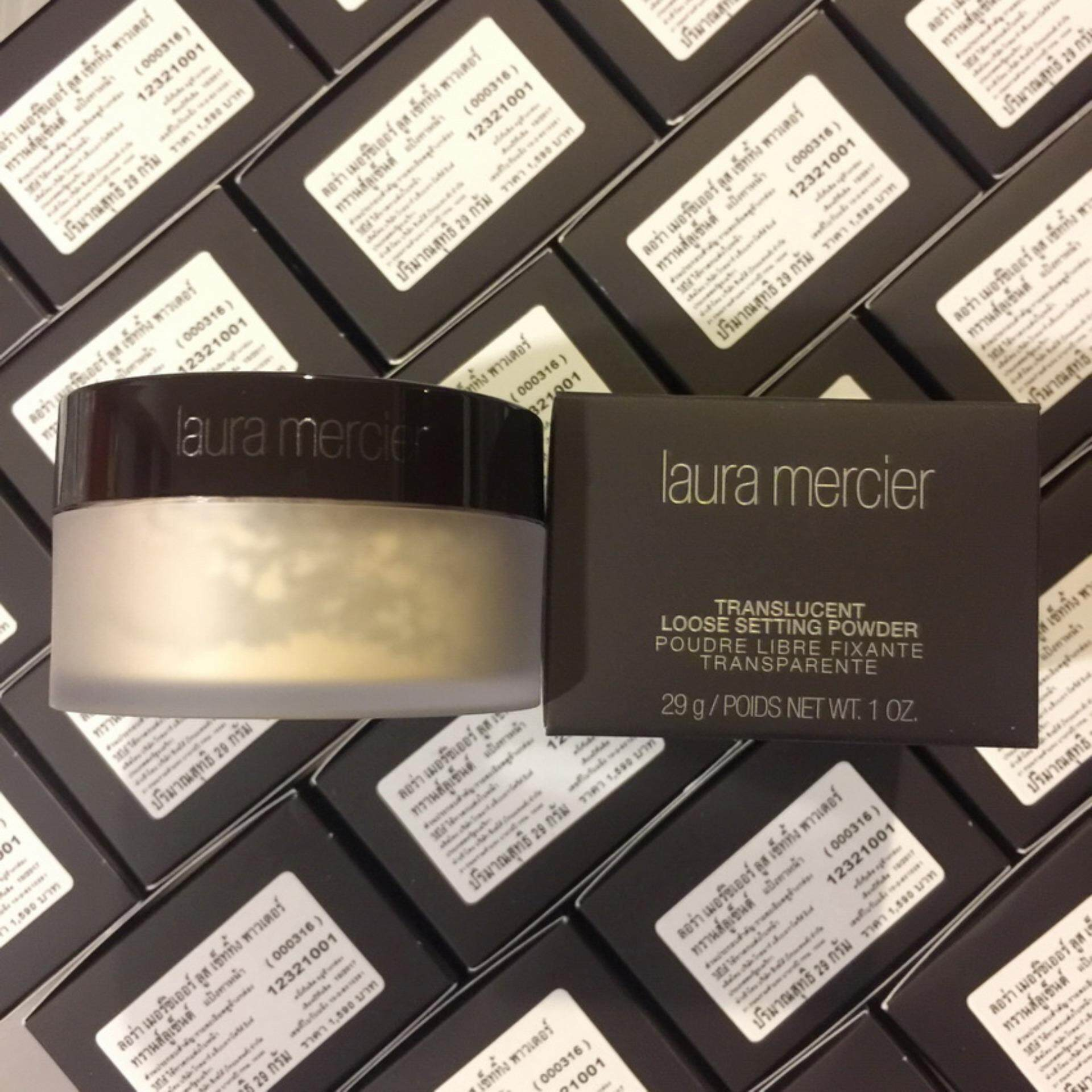 Laura Mercier Loose Setting Powder สี Translucent 29g.