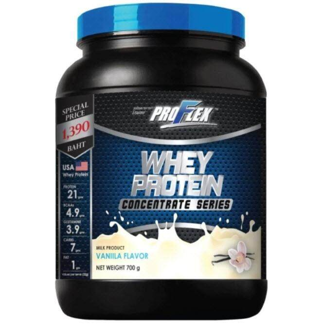 ProFlex Whey Protein CONCENTRATE Vanilla (700 g.)