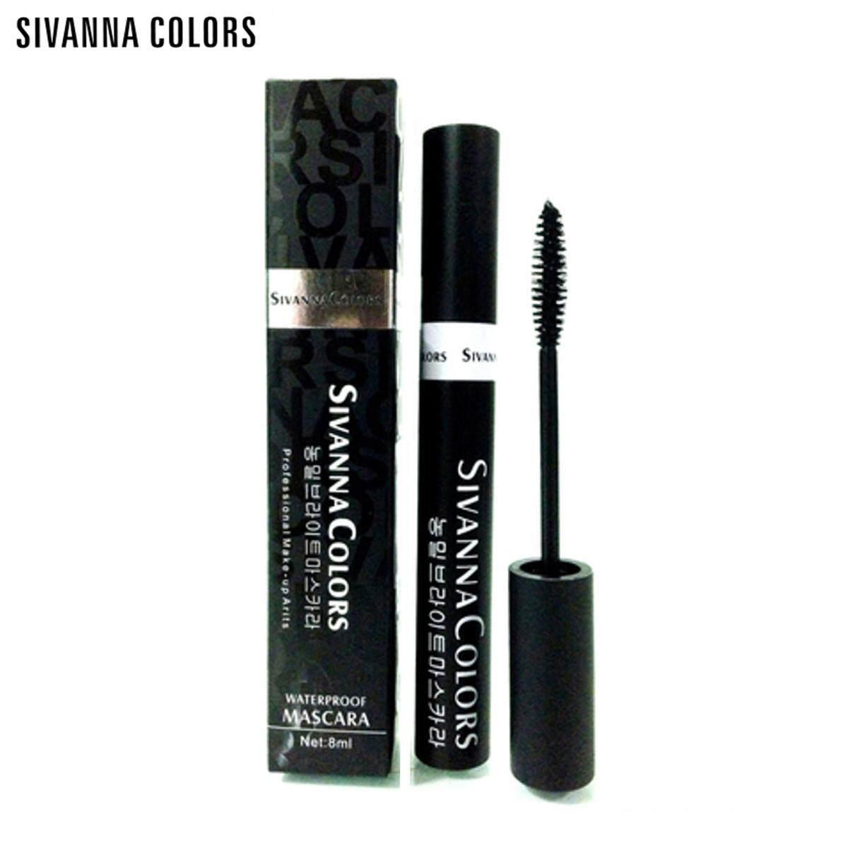 Sivanna Colors Waterpoof Mascara 1 ชิ้น