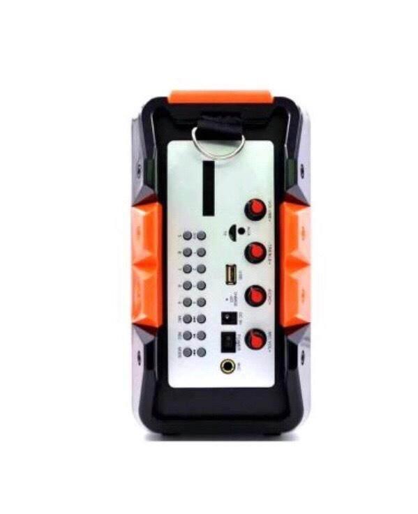 แนะนำ ลำโพงแบบพกพา Dpower SP MOBILE 2018 / D-power ลำโพงบลูทูธ แบบพกพา รุ่น K52B wireless ของแท้ 100 % ฟรี!!!ไมโครโฟน wireless ยอดขายเยอะมากๆ