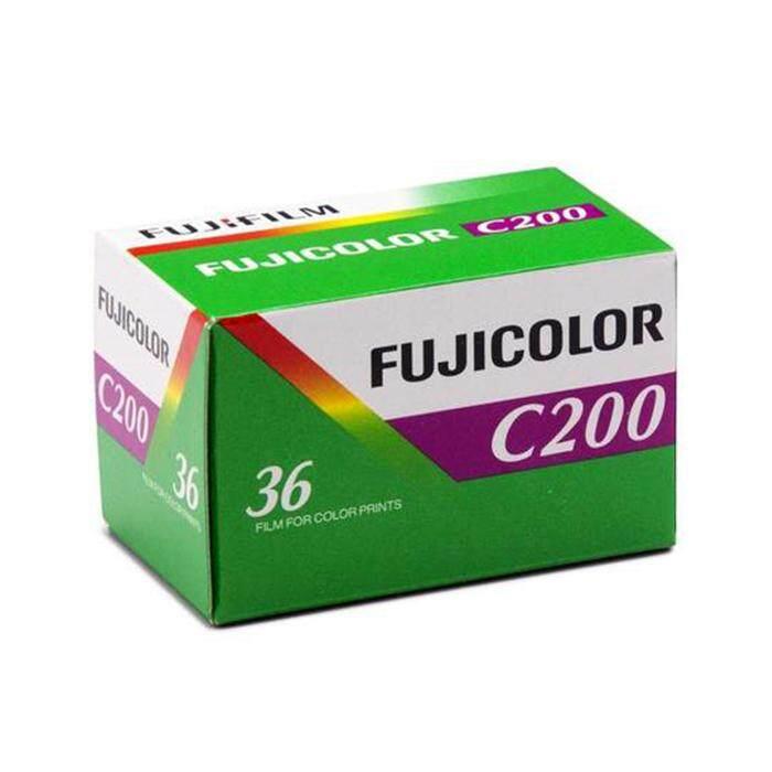 Nhật Bản, Nguyên Đai Nguyên Kiện Fujifilm 200 Màu CuộN Phim 135 C200 CuộN Đơn Giá 36 Tờ 19 Năm 06 Tháng Tại Chỗ