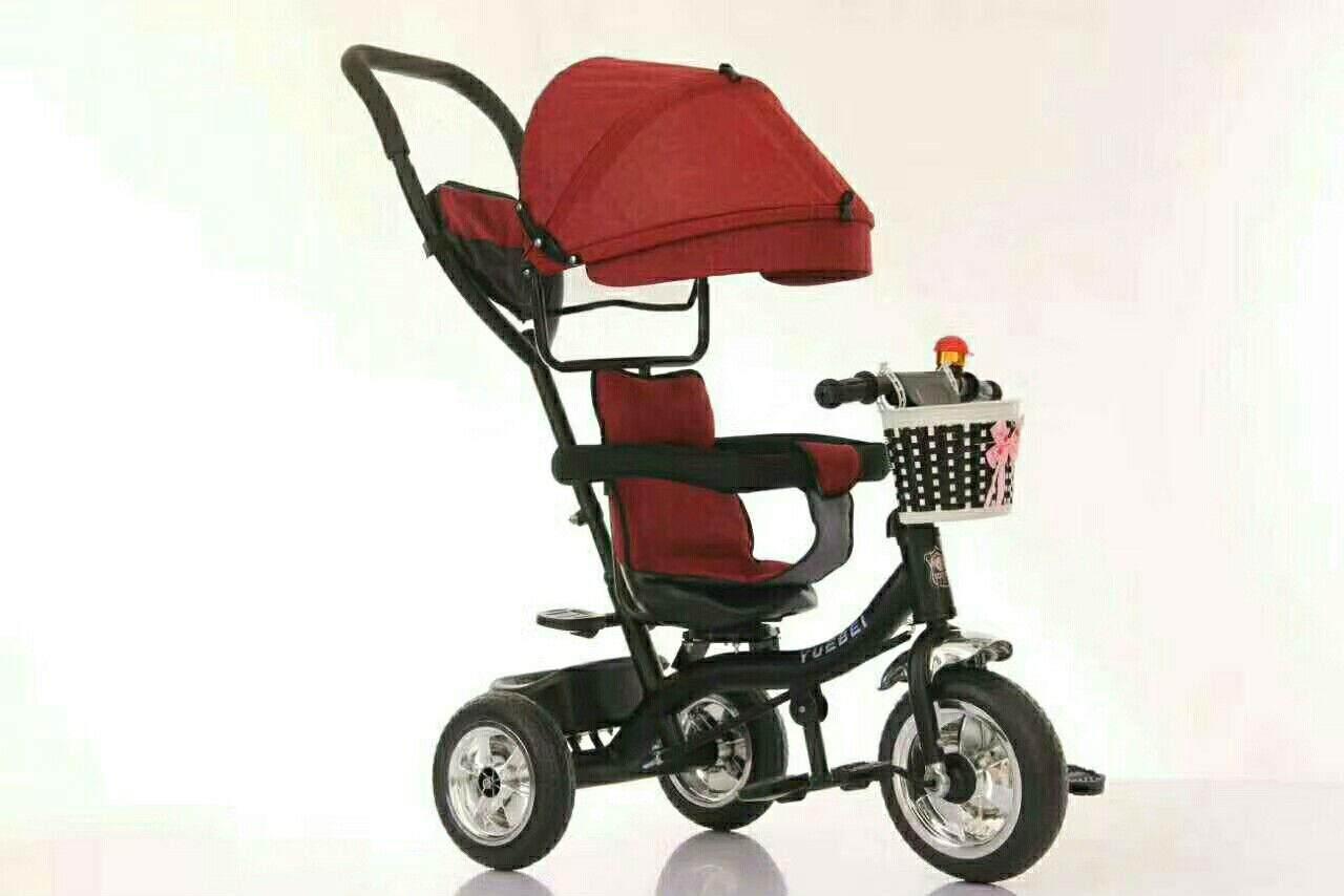 ข้อมูล unbranded/generie รถเข็นเด็กแบบนอน Stroller รถเข็นเด็ก ปรับนั่ง นอนได้ รุ่นแข็งแรงมากสีเทา มีประกินสินค้า
