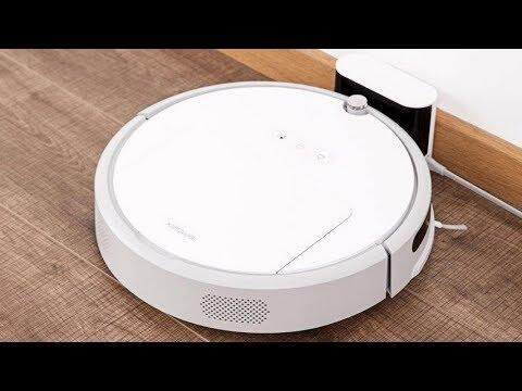 ข้อดีและข้อเสีย  หุ่นยนต์ดูดฝุ่นอัจฉริยะ Xiaomi Xiaowa Intelligent Sweeping Robot Vacuum Cleaner (รับประกัน1ปีเต็ม) ซื้อที่ไหนดี