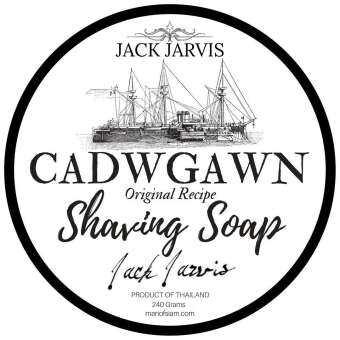 แนะนำ CADWGAWN ORIGINAL RECIPE - Shaving Soap