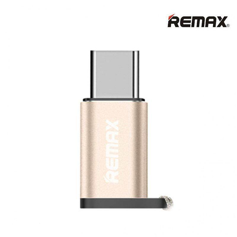 Remax OTG Adapter Micro USB / Type-C รุ่น RA-USB1 ของแท้100%