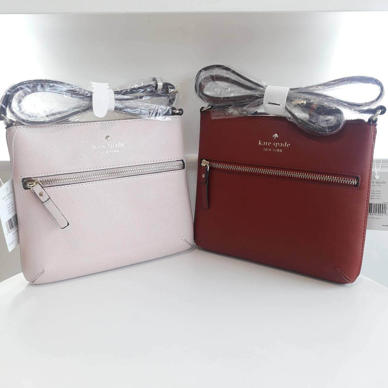 New Arrival Kate spade new york saffiano crossbody bag
