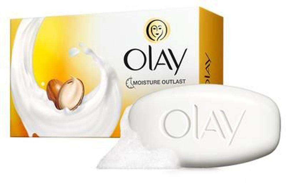 OLAY Ultra Moisture Shea Butter Soap โอเลย์ อัลตร้า มอยเจอร์ สบู่ 106g. x 2 Bars