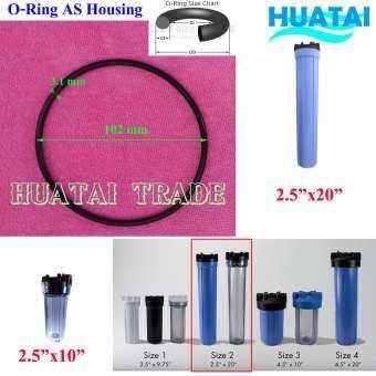 O-Ring ยางกันน้ำรั่วใช้กับกระบอกกรองน้ำใช้ 10