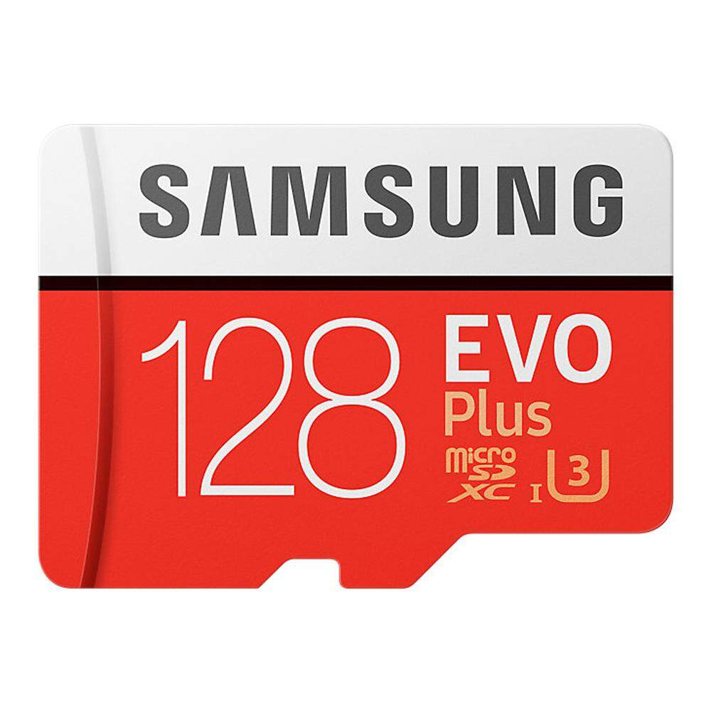 128 GB. MICRO SD CARD EVO Plus SAMSUNG CLASS 10 (MC128GA/APC)