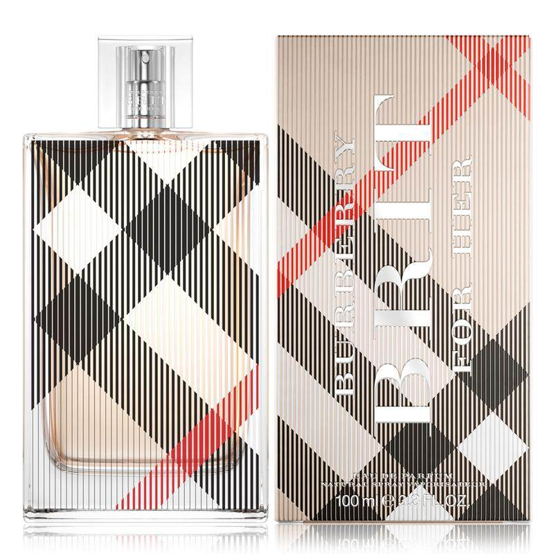 น้ำหอมBurberry Brit For Women EDP 100ml.