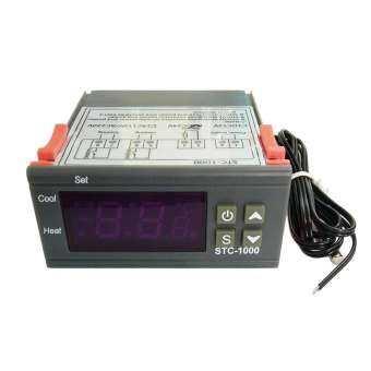 OH Digital STC-1000 อเนกประสงค์ตัวควบคุมอุณหภูมิพร้อมเซนเซอร์ 24 V-