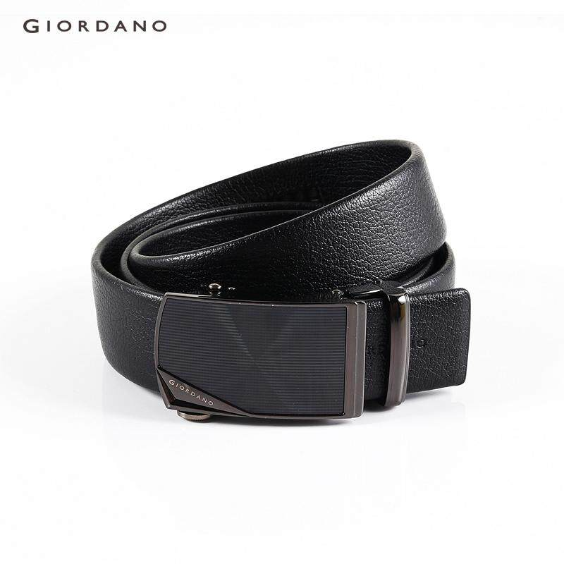 Giordano Men Nappa Reversible Plaque Belt [Free Shipping] 78132522