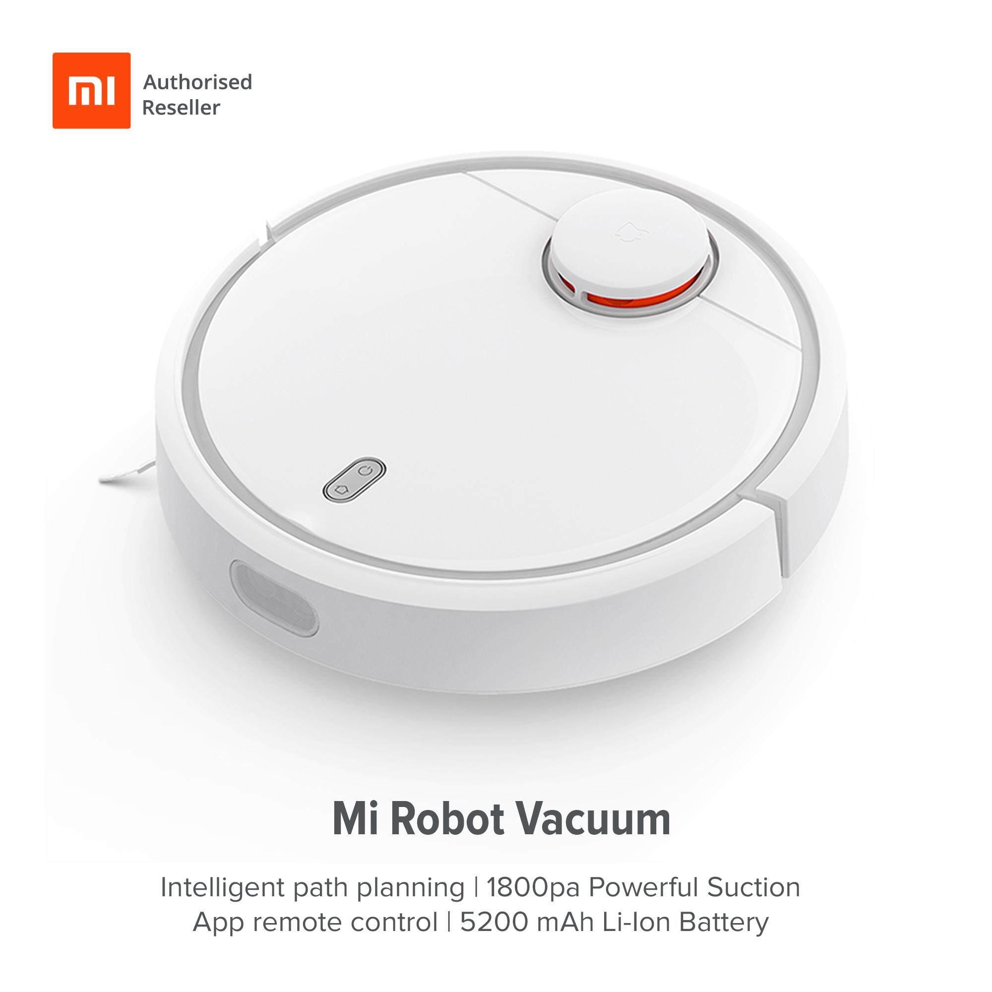สั่งซื้อ  Mi Robot Vacuum ทนที่สุด