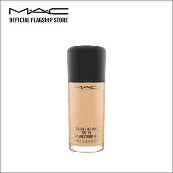 MAC STUDIO FIX FLUID SPF 15 FOUNDATION - NC37