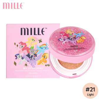 Mille คุชชั่นโพนี่ My Little Pony Wonderful Matte Cover Cushion Spf 30 PA++ 12 g.