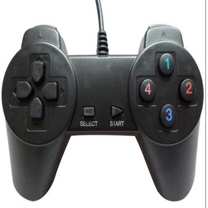 Universal Menarik Kabel Pengontrol USB Joystick Joypad untuk PC Komputer Permainan Laptop Game Kompatibel dengan untuk