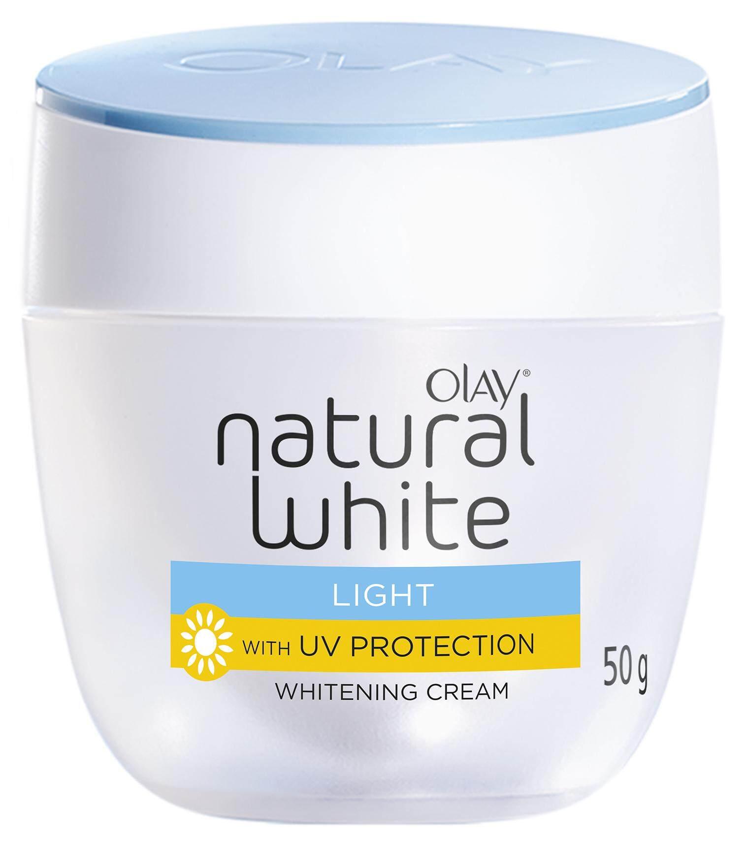 Olay ครีมบำรุงผิวหน้า Natural White Rich Day Cream SPF 24 (50 กรัม)